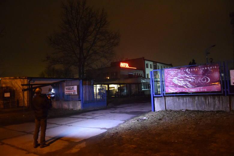 Nożownik ranił młodą parę na ślubie w Rybniku