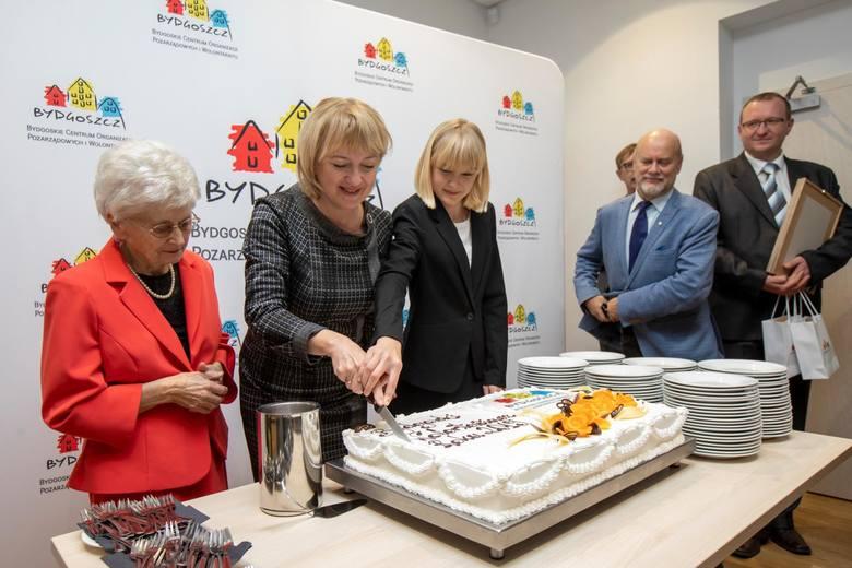 Uroczysta gala rozstrzygnięcia konkursu na Bydgoskiego Wolontariusza Roku 2019 odbyła się 5 grudnia w Bydgoskim Centrum Organizacji Pozarządowych i Wolontariatu.