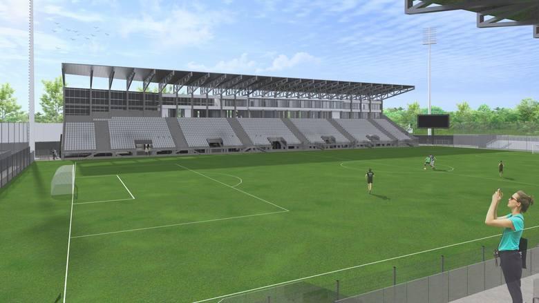 Nowy stadion w Nowym Sączu ma powstać w przeciągu dwóch lat. Dzisiaj (3 sierpnia) w ratuszu prezydent Ludomir Handzel ogłosił przetarg na budowę. Na