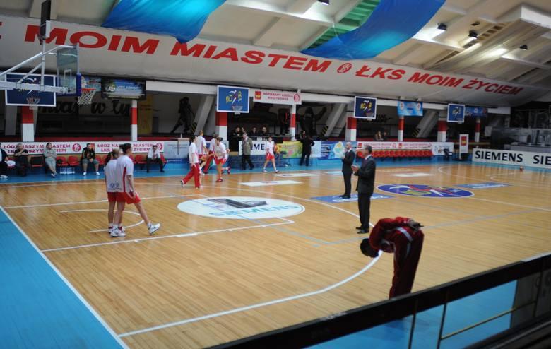 Łódzka drużyna w ekstraklasie koszykarek dawno nie oddała meczu walkowerem