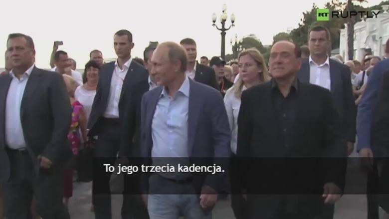 """Władimir Putin kończy 63 lata. """"Najlepsze momenty"""" prezydenta w 2015"""