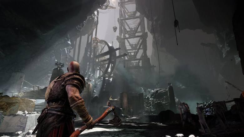 Kolejna część legendarnej serii gier hack-and-slash, kolejny exclusive na PS4 w naszym zestawieniu. God of War nastawia się na krwawą, dynamiczną jatkę