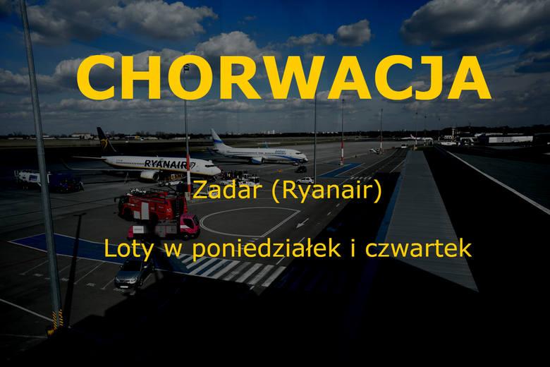 Od kwietnia z Poznania będzie można polecieć do Chorwacji. Choć to lot tanimi liniami lotniczymi, cena biletu bez bagażu rejestrowanego powala, bo w