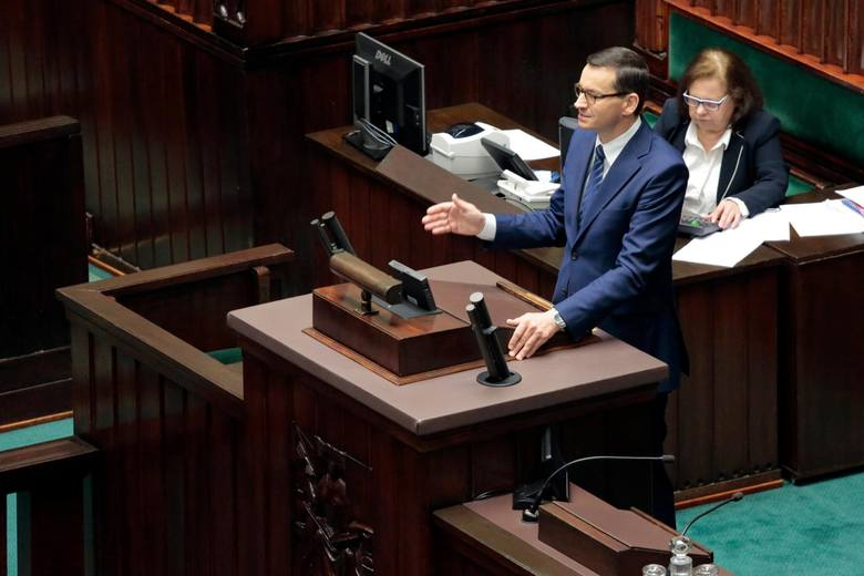 Premier mateusz Morawiecki poprosił 30 sierpnia br. wszystkich posłów o przyjęcie zmian w ustawie o PIT obniżającej pierwszą stawkę podatku dochodowego
