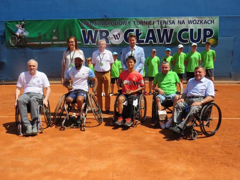 Azjaci najlepsi we Wrocław Cup 2019 – XVII Międzynarodowym Turnieju Tenisa na wózkach