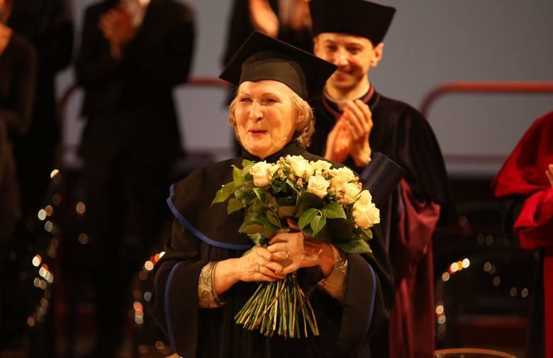 Irena  Santor   - doktor honoris causa  i jej 1000 piosenek
