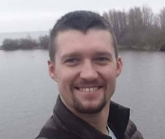 Zaginiony Marcin Dmytryszyn.