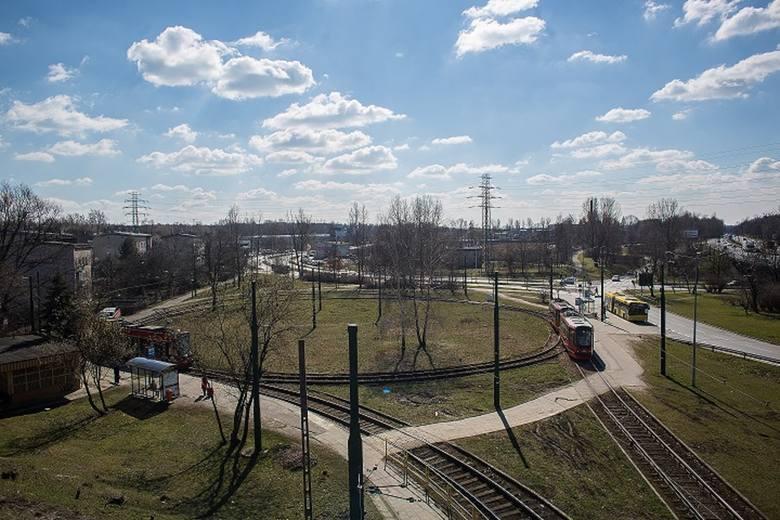 Tramwaj na południe Katowic