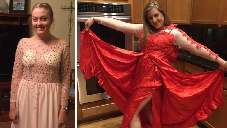 Sukienka na wesele z internetu? Ucz się na cudzych błędach, bo w tych kreacjach nie zabłyśniesz
