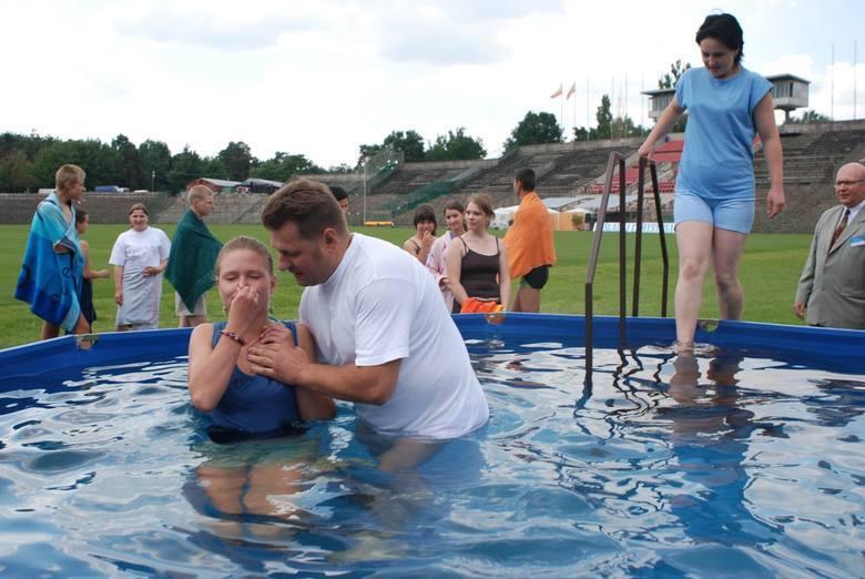 Chrzest świadków Jehowych - 2007 rok
