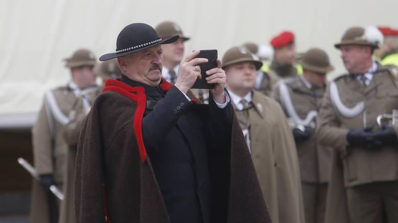 Ceremonia przekazania dowodzenia 21. Brygadą Strzelców Podhalańskich na Rynku w Rzeszowie. Nowym dowódcą został płk Dariusz Lewandowski. Zobaczcie zdjęcia
