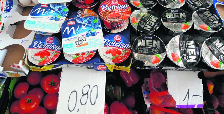 Data ważności produktów, które wczoraj znaleźliśmy na Górniaku, minęła 22 lipca.