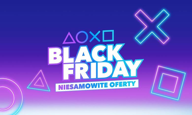 Black Friday gry na PS4