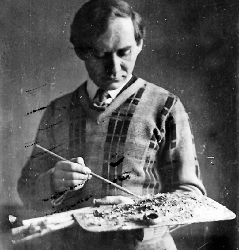Karol Hiller był wybitnym artystą malarzem