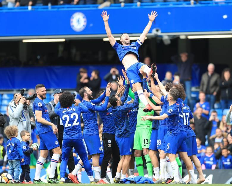 Finał Ligi Europy Chelsea - Arsenal. Kto wystąpi w barwach The Blues?