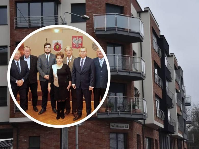 Radni PiS-u z Grudziądza chcieli znać szczegóły dotyczące transakcji zakupu apartamentu dla domu dziecka, który od dewelopera kupiła spółka Miejskie