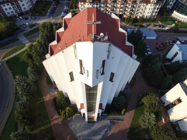Przy kościele Świętej Rodziny na Czubach ma powstać centrum kultury poświęcone św. Janowi Pawłowi II
