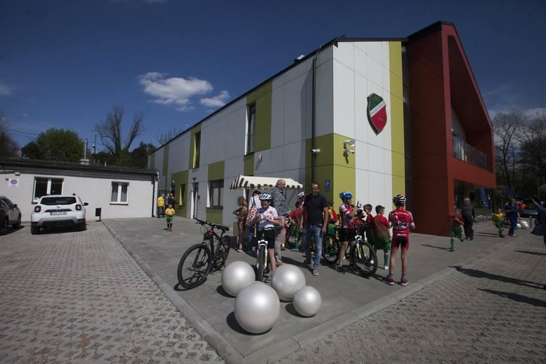 Krakus Swoszowice ma nowy budynek