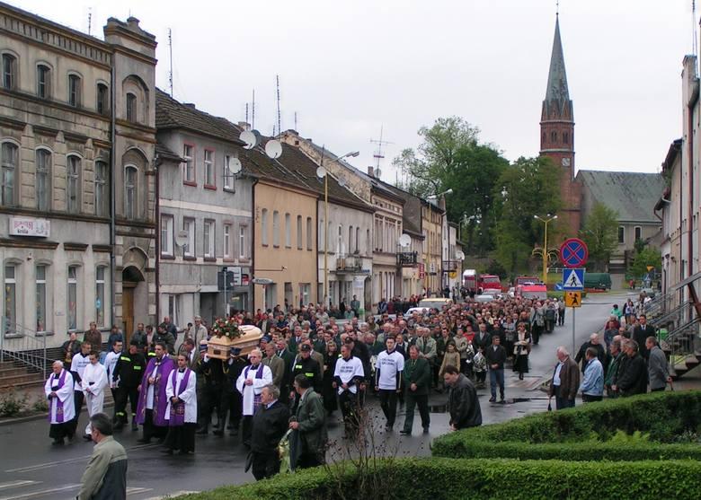 Ostatnia droga burmistrza Golczewa