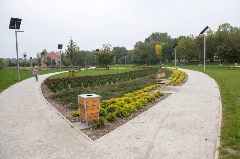 W parku Bambrów Poznańskich na Dębcu na najmłodszych czeka moc wrażeń
