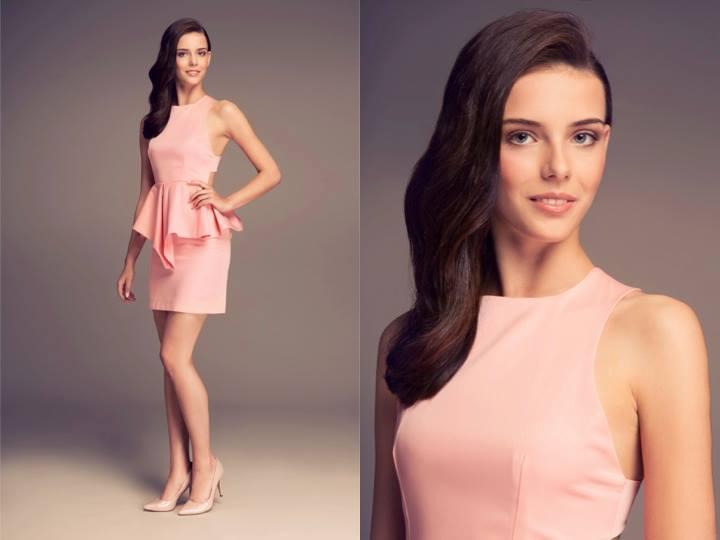 Miss Polski Nastolatek 2015. Aleksandra Horodyska 17 lat Opole