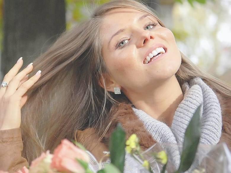 Aleksandra Szczepankowska, zwyciężczyni naszego konkursu - Miss Lata 2010