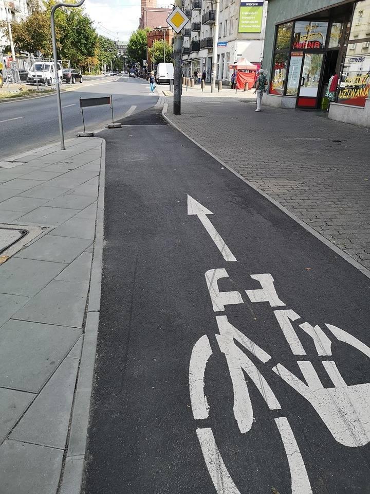 Kolejne propozycje rozbudowy sieci dróg rowerowych. Powstanie projekt ścieżek po obu stronach ul. Sądowej. Wybudowanie tej trasy skomunikuje rowerzystów