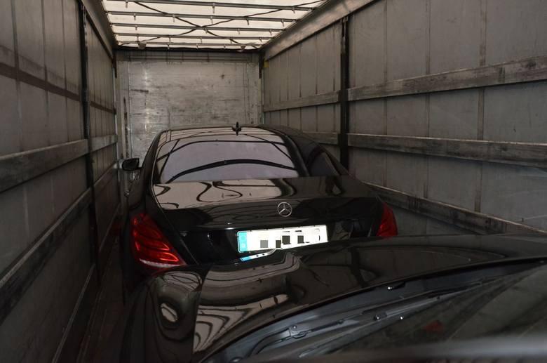 auta skradzione w niemczczech