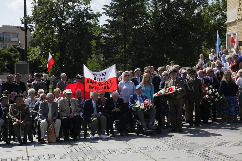 W Łodzi odbyły się obchody święta Wojska Polskiego