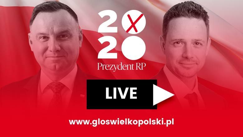Wyniki wyborów prezydenckich 2020 - II tura w Wielkopolsce. RAPORT NA ŻYWO. Wyniki z pierwszych komisji, komentarze