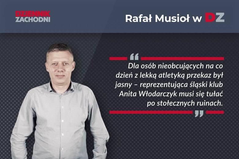 Rafał Musioł: Ambasador Śląska w stołecznej ruinie [KOMENTARZ]