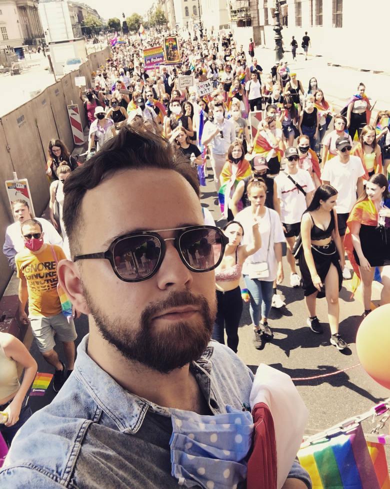 Na Paradzie Równości w Berlinie było 3,5 tys osób. Organizatorzy zaprosili mieszkańców państw, w których osoby nieheteroseksualne są dyskryminowane: