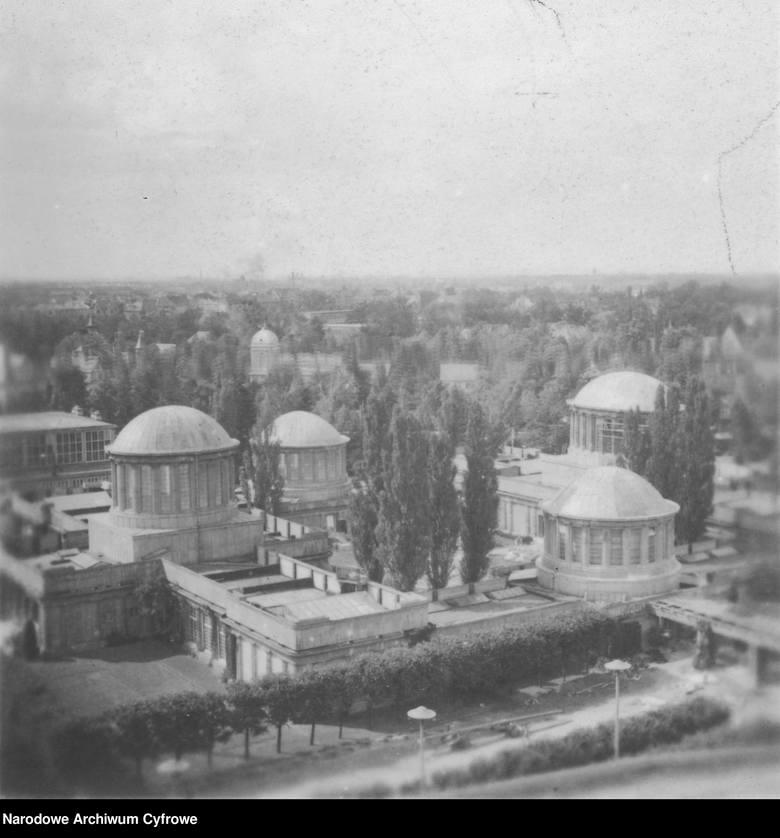 Wystawa Ziem Odzyskanych we Wrocławiu - 1948 rokźródło: NAC