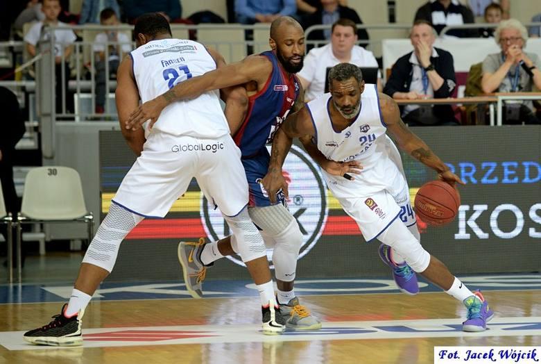 Walczący o pozostanie w Energa Basket Lidze, AZS Koszalin odniósł niezwykle cenne zwycięstwo nad wyżej notowanym Kingiem Szczecin.Więcej o meczu przeczytasz
