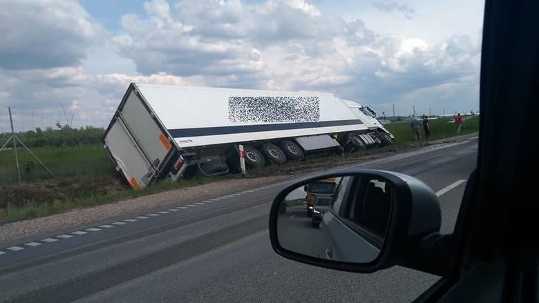W środę na krajowej ósemce tuż za Augustowem w kierunku Raczek doszło do wypadku.