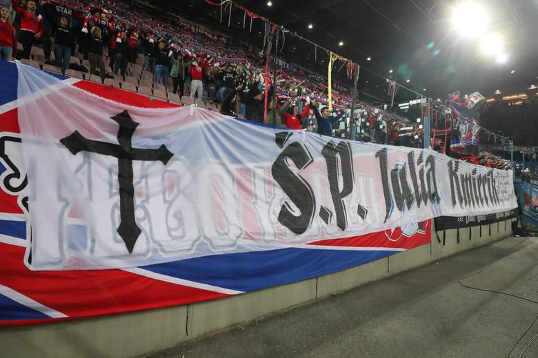 Wisła Kraków - Piast Gliwice. Mecz w wyjątkowej atmosferze [ZDJĘCIA]
