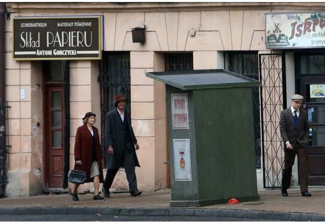 """Lublin będzie Warszawą. Kręcą """"Kamienie na szaniec"""""""