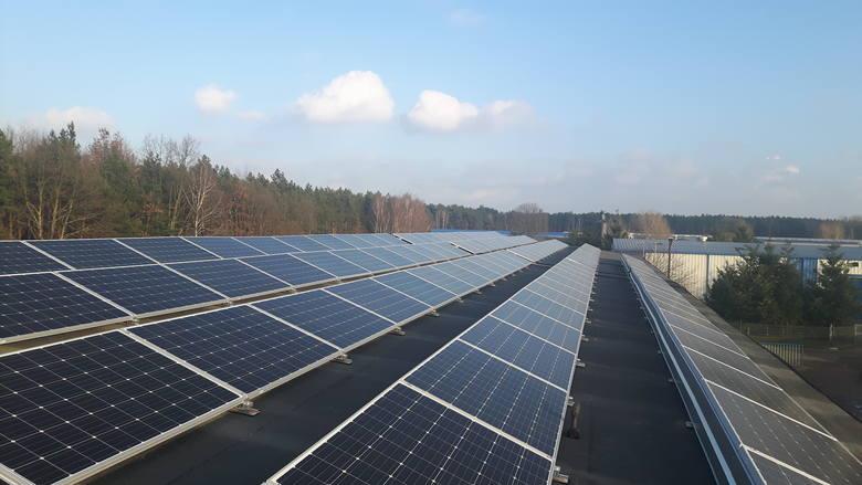 Biomar - dostawa i montaż elektrowni słonecznych