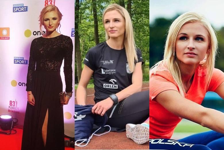 Piękne biegaczki AZS UMCS Lublin: Małgorzata Hołub-Kowalik. Zobacz zdjęcia