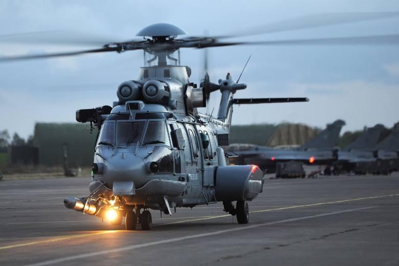 Kolejne śmigłowce H225M i drugi prototyp bezzałogowego wiropłata VSR700 dla francuskiej armii