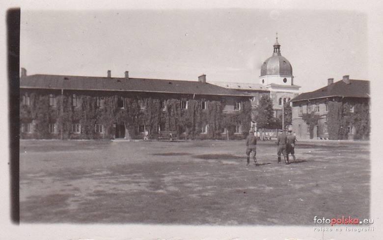 7. październik 1939, Skierniewice, koszary, blisko kościoła garnizonowego NMP