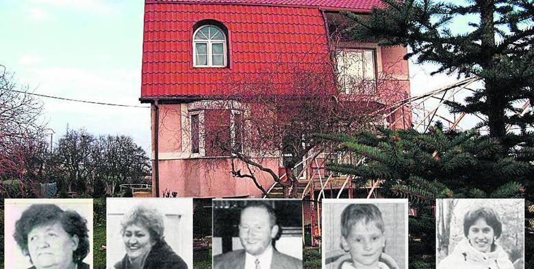 W kwietniu 2003 roku ostatni raz widziano: Krzysztofa Bogdańskiego, jego żonę Bożenę, matkę Danutę i dwójkę jego dzieci: Małgosię i Jakuba. - Cały czas