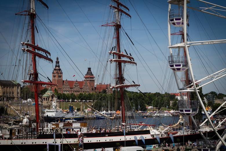 Trwają Dni Morza w Szczecinie. Jest pięknie! [ZDJĘCIA]