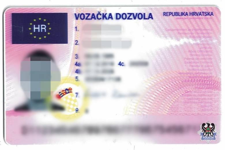 Vozacka Dozvola okazała się fałszywa
