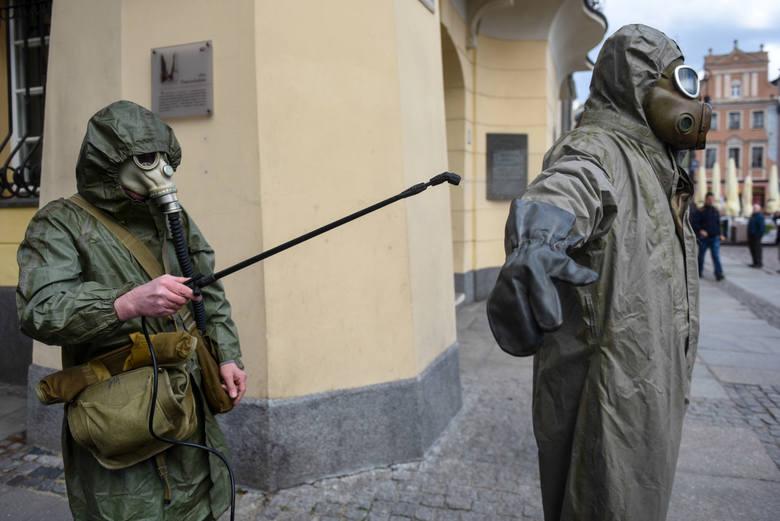 Dziś w rocznicę katastrofy organizuje się w Polsce happeningi z maskami, puszkami i Lugolą. Ale 33 lata temu naszej części globu faktycznie groziła zagłada.