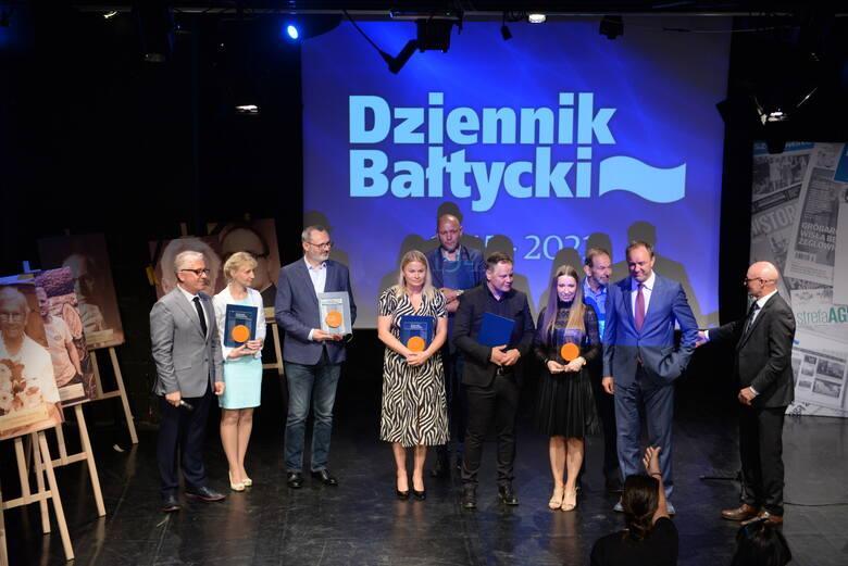 Gala nagrody Człowiek Roku 2020. Tytuł otrzymał Tomasz Augustyniak, były dyrektor pomorskiego sanepidu. Sopot, 28.06.2021 r.
