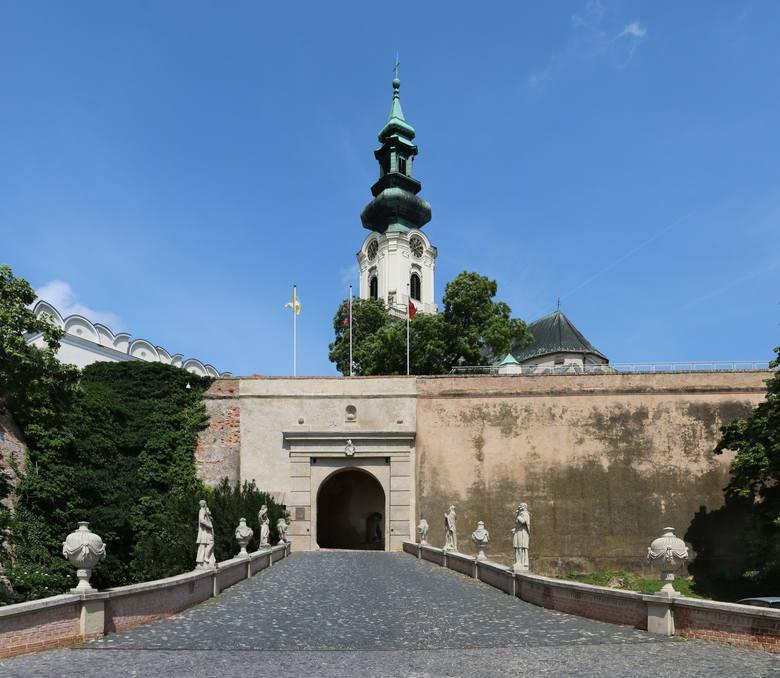 Słowacja. Miejsce urodzenia Lukasa Hrosso.