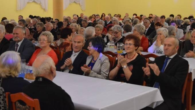 W Chlebowie spotkało się prawie 300 emerytów i rencistów