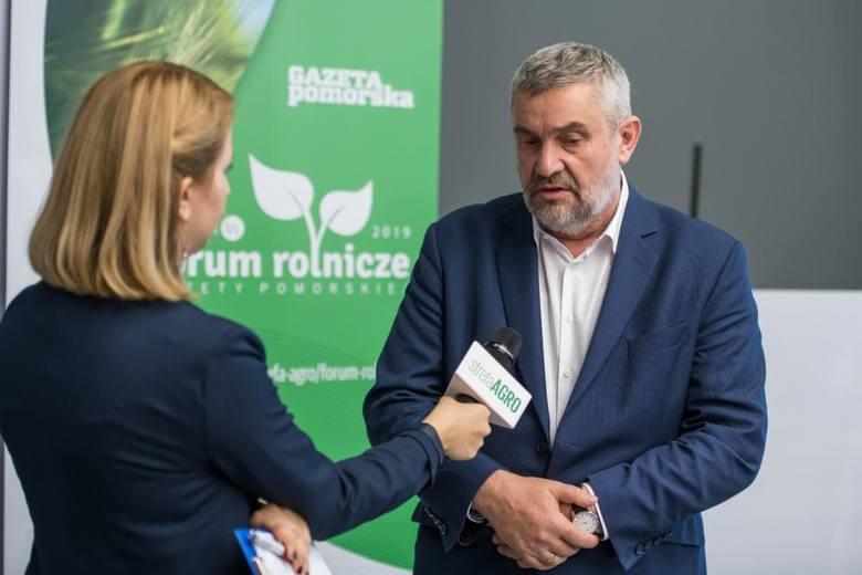 Minister J.K. Ardanowski o Januszu Wojciechowskim i wyrównaniu dopłat [wideo]