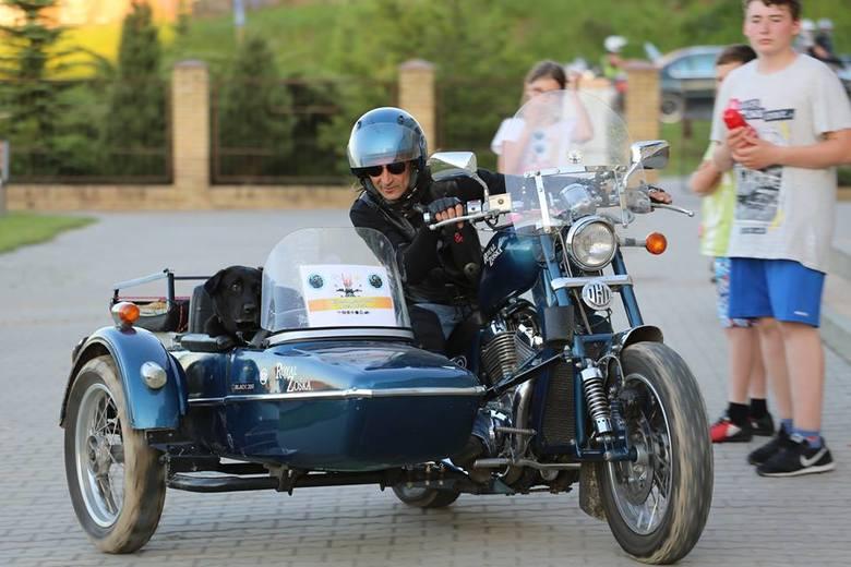 Zośka -  motopies z Lublina